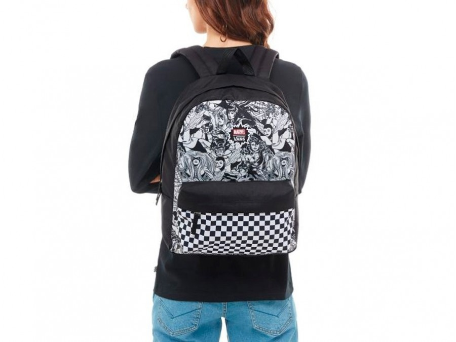 MOCHILA VANS WM MARVEL WOMEN