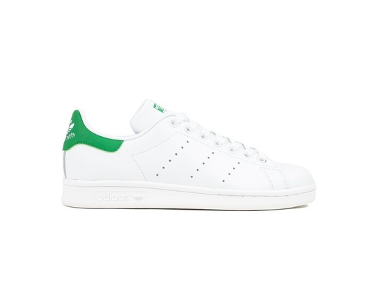 ADIDAS STAN SMITH BLANCO TALON VERDE-M20324-img-1