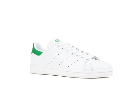 ADIDAS STAN SMITH BLANCO TALON VERDE-M20324-img-2
