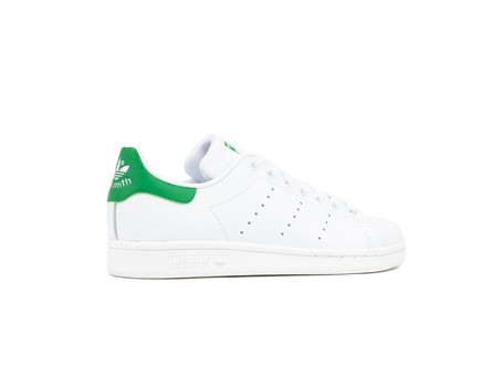 ADIDAS STAN SMITH BLANCO TALON VERDE-M20324-img-3