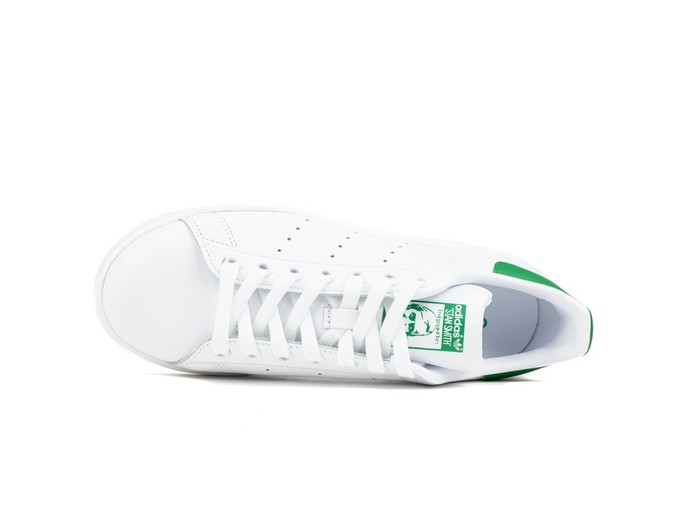 ADIDAS STAN SMITH BLANCO TALON VERDE-M20324-img-5