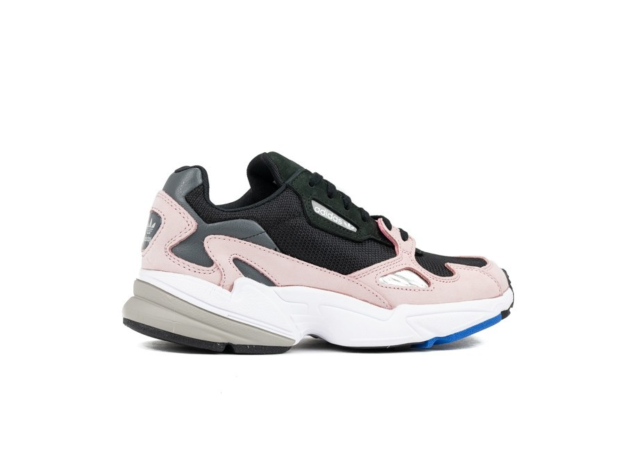 ADIDAS FALCON W NEGRO-ROSA - B28126 - TheSneakerOne
