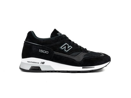 NEW BALANCE M1500 (JKK)  MADE IN ENGLAND NEGRAS-M1500JKK-img-1