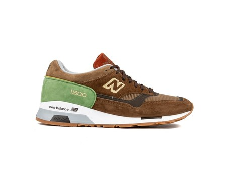 NEW BALANCE M1500 (LN)  MADE IN ENGLAND MARRON-M1500LN-img-1