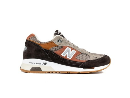 NEW BALANCE M991 MADE IN UK (5FT) MARRON-M9915FT-img-1