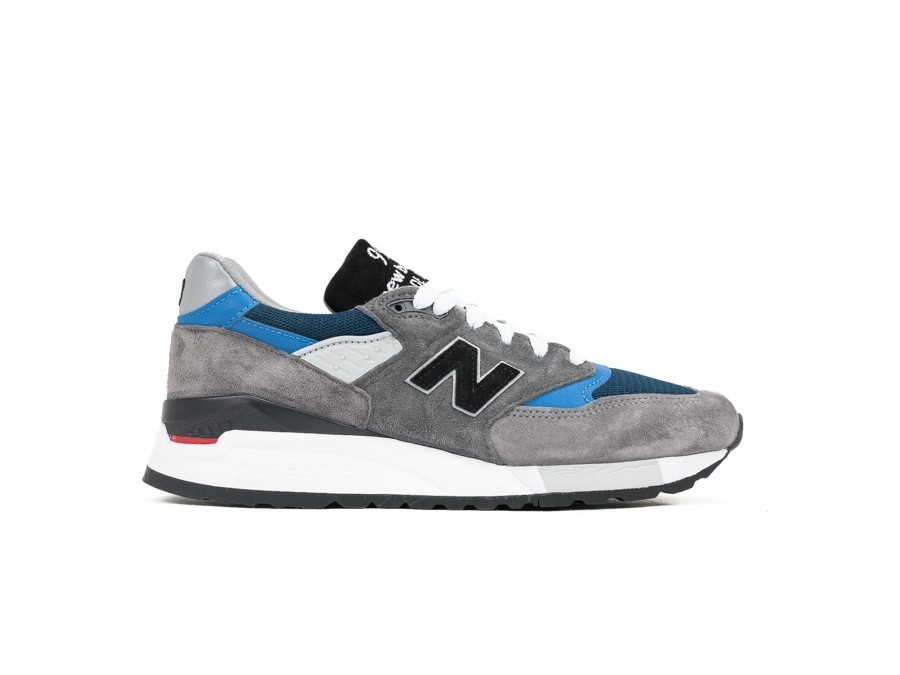 NEW BALANCE M998 (NF) MADE IN USA GRISES-M998NF-img-1