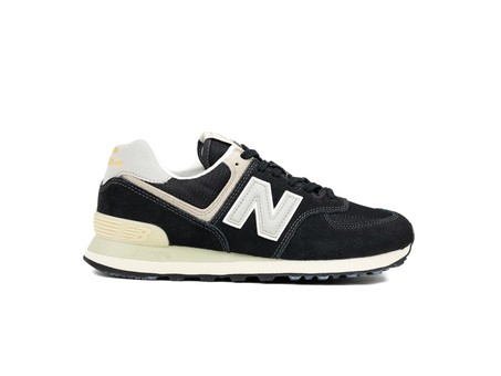 NEW BALANCE ML574 CLASICO & (GYF) MARRON-ML574GYF-img-1