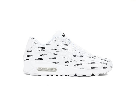 NIKE AIR MAX '90 PREMIUM  WHITE-WHITE-BLACK-700155-103-img-1