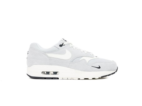 NIKE AIR MAX 1 PREMIUM  PURE PLATINUM-SAIL-BLACK-W-875844-006-img-1