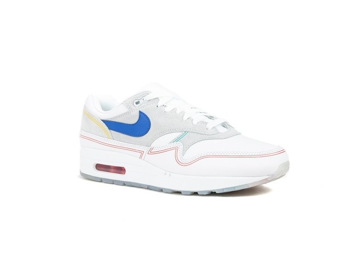 NIKE AIR MAX 1 PURE PLATINUM-ROYAL BLUE-WHITE-AV3735-002-img-2