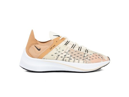 NIKE EXP-X14 LIGHT CREAM-BLACK-PRALINE-ALE BROWN-AR4211-200-img-1