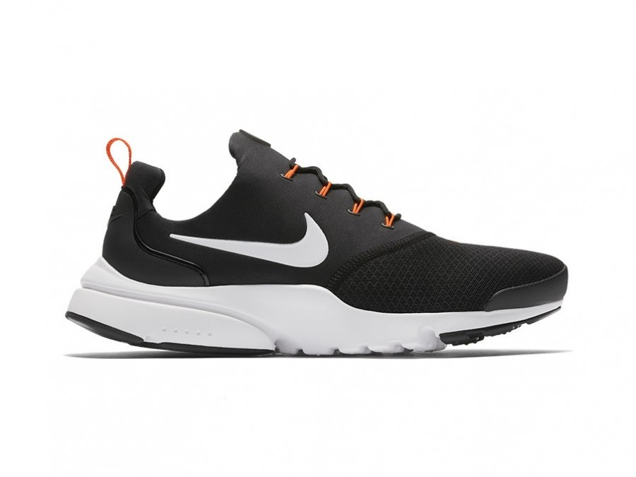 NIKE PRESTO FLY JUST DO IT BLACK-WHITE-TOTAL ORANG-AQ9688-001-img-1