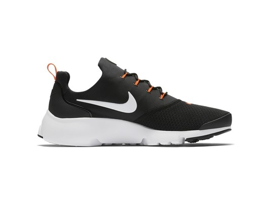 NIKE PRESTO FLY JUST DO IT BLACK-WHITE-TOTAL ORANG-AQ9688-001-img-2