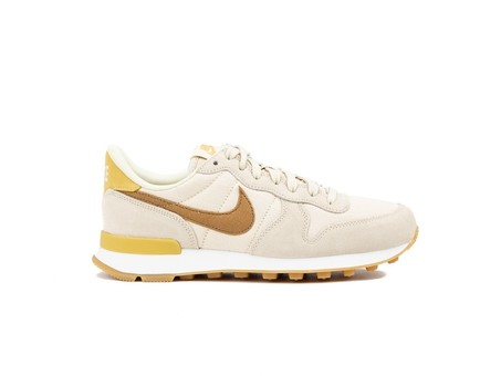 NIKE INTERNATIONALIST WOMEN S  BEACH-WHEAT GOLD-SU-828407-209-img-1