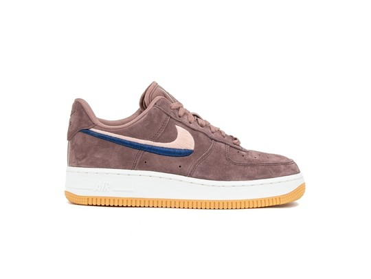 NIKE WOMEN S NIKE AIR FORCE 1 07 LUX  SMOKEY MAUVE-898889-203-img-1