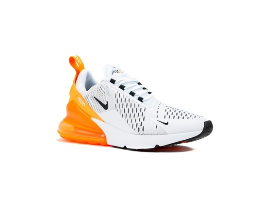 new arrival 3bb7a 3fefd ... NIKE WOMEN S NIKE AIR MAX 270 WHITE-BLACK-TOTAL OR-AH6789- ...