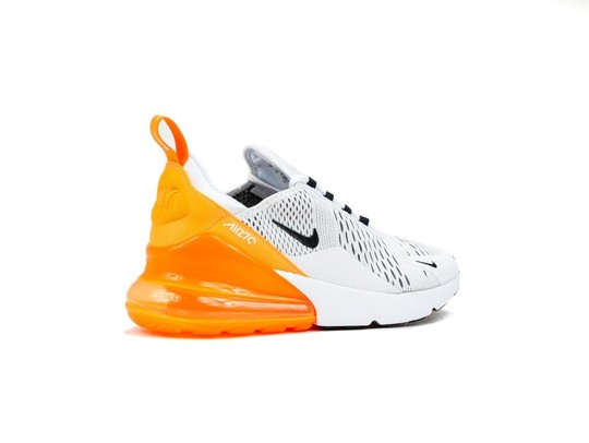 new arrival 3ea8e e3057 ... NIKE WOMEN S NIKE AIR MAX 270 WHITE-BLACK-TOTAL OR-AH6789- ...