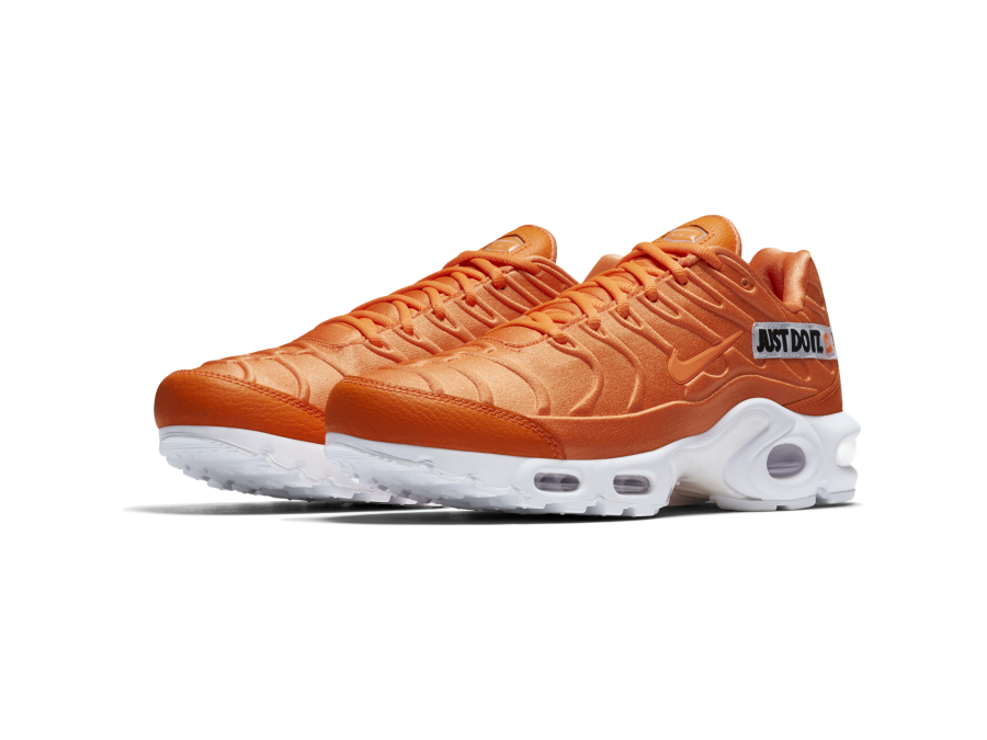 Nike WMNS AIR MAX Plus SE 'JUST DO IT ' 862201 800: Amazon