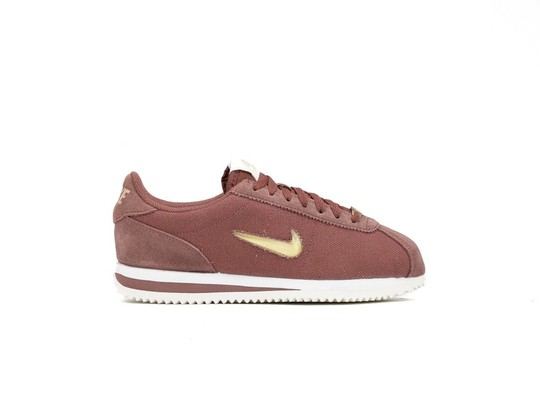 NIKE WOMEN S NIKE CORTEZ BASIC JEWEL 18  RED SEPIA-AA2145-200-img-1