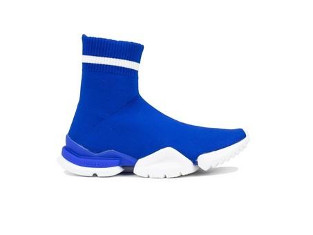 REEBOK REEBOK SOCK RUN_R GRY-WHT-BLUE-CAROTEN-CN4589-img-1