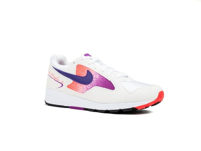 NIKE AIR SKYLON II WHITE PURPLE SOLAR RED-AO1551-103-img-2
