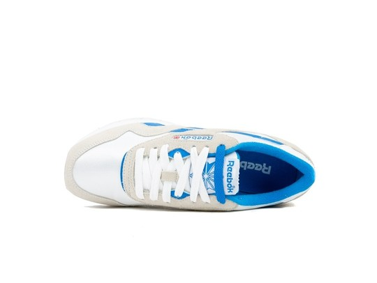 REEBOK CLASSIC  NYLON WHITE-CYCLASSIC LEATHER E BL-CN3263-img-5