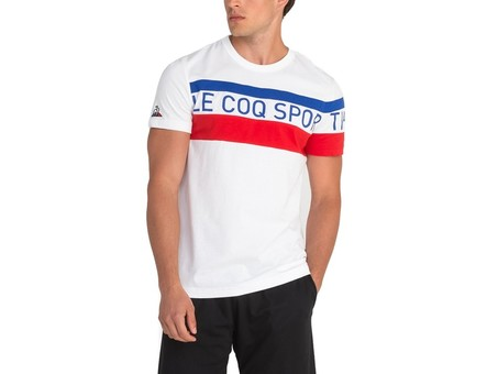CAMISETA LE COQ SPORTIF SHORT SLEEVES N5-1811665-img-1