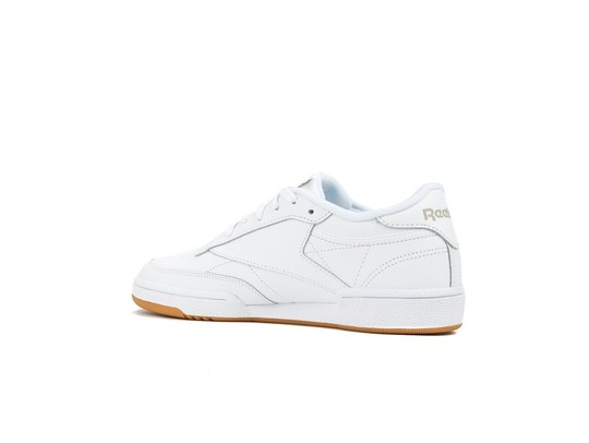 REEBOK CLUB C 85 WOMEN WHITE-GUM-BS7686-img-4