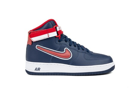 NIKE AIR FORCE 1 HIGH '07 LV8 SPORT MIDNIGHT NAVY--AV3938-400-img-1