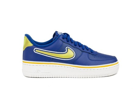 NIKE AIR FORCE 1 '07 LV8 SPORT DEEP ROYAL-UNIVERSI-AJ7748-400-img-1
