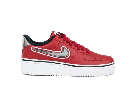 NIKE AIR FORCE 1 '07 LV8 SPORT VARSITY RED-BLACK-W-AJ7748-600-img-1