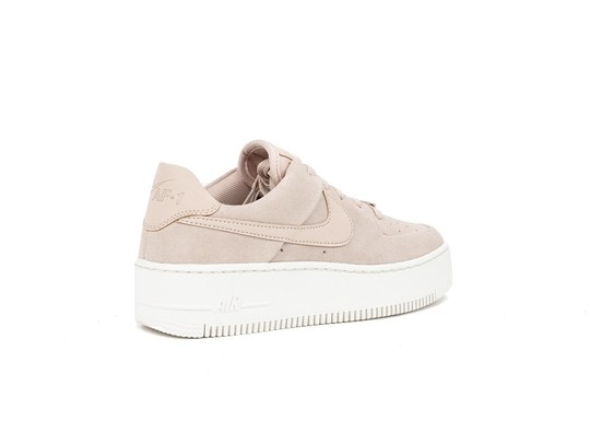 NIKE WMNS  AIR FORCE 1 SAGE LOW PARTICLE BEIGE-AR5339-201-img-4