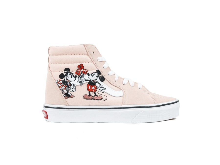 vans mickey mouse mujer