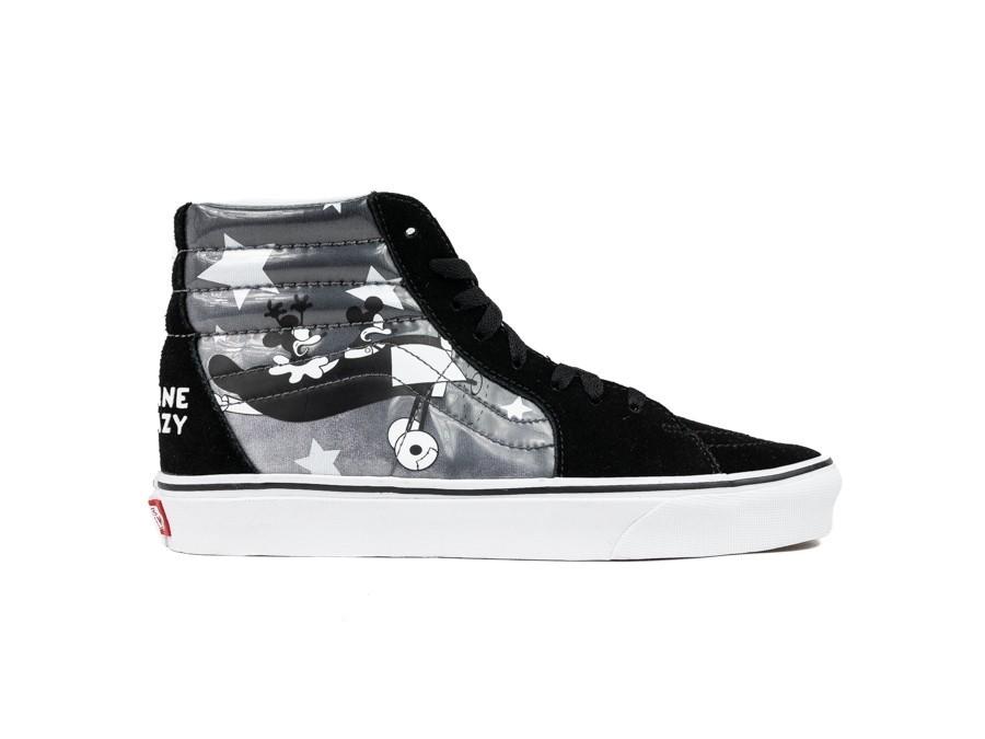 VANS UA SK8 HI (DISNEY) PLANE VN0A38GEUPO1 TheSneakerOne