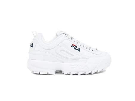 FILA DISRUPTOR LOW WMNWHITE-1010302-1FG-img-1