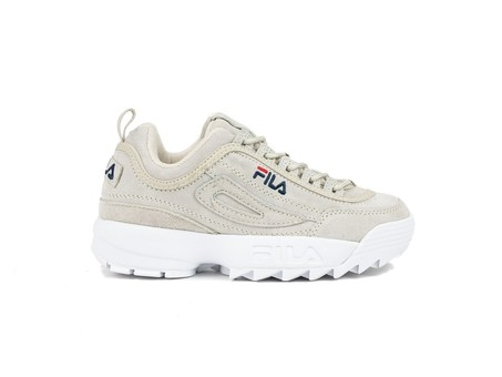 FILA DISRUPTOR MM LOW WMN CHATEAU GRAY-1010436-30H-img-1