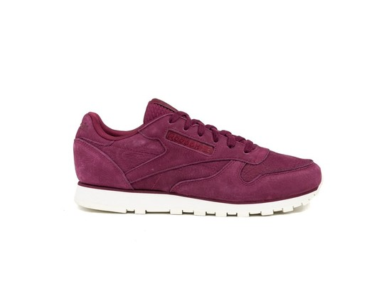 REEBOK CLASSIC LEATHER RUSTIC WINE-CHALK-CN5484-img-1