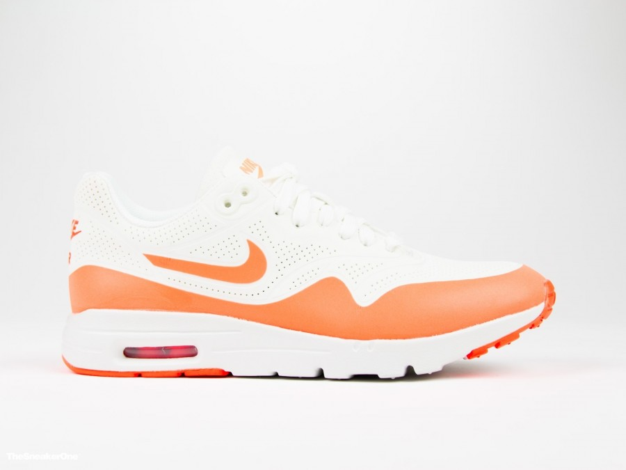 New High Quality Nike Air Max 1 Ultra Moire Womens Red White