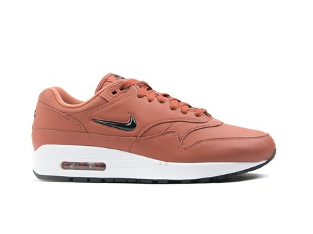 Nike Air Max 1  Premium Jewell Red-918354-200-img-1