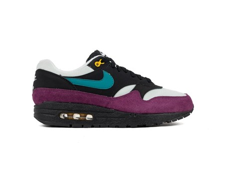 NIKE WMNS  AIR MAX 1 SHOE BLACK-319986-040-img-1