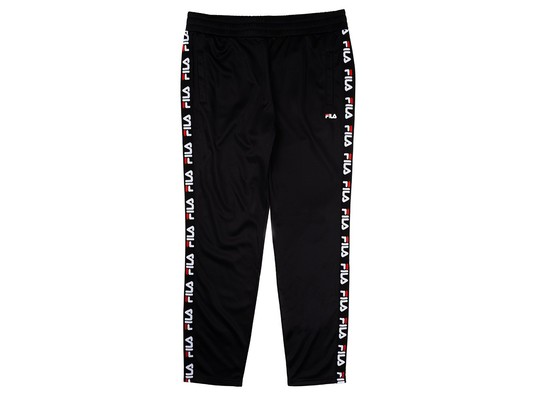PANTALON FILA TAPE TRACK PANTS BLACK-681868-002-img-1