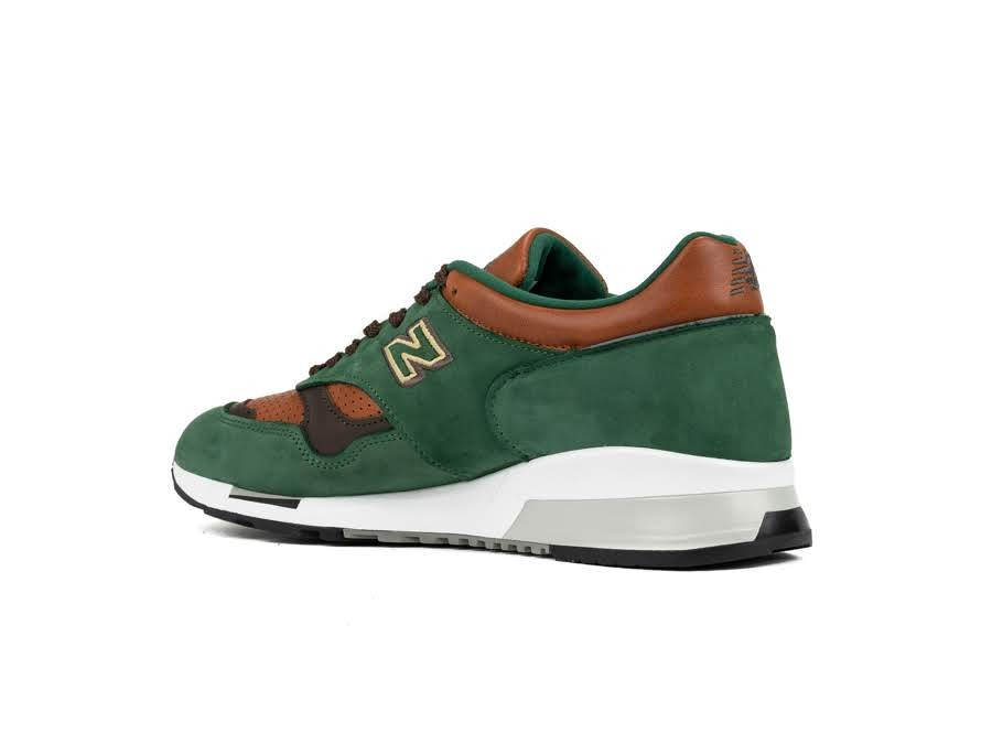 blanco Rango Magnético  NEW BALANCE M1500 ROBIN HOOD MADE IN ENGLAND (GT) - M1500GT - TheSneakerOne