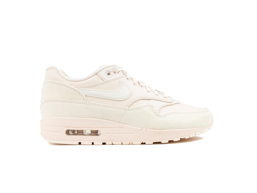 NIKE WMNS AIR MAX 1 LUX SHOE GUAVA ICE