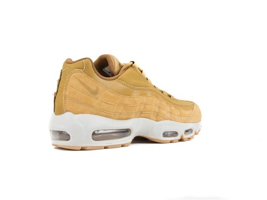 online store 5a506 ab525 ... NIKE AIR MAX 95 SE WHEAT-WHEAT-LIGHT BONE-BLACK-AJ2018- ...