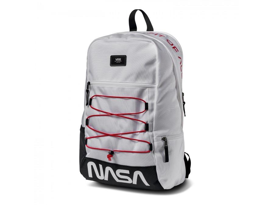 Boutique en ligne 01768 33152 MOCHILA VANS SNAG PLUS BAKPACK SPACE WHITE