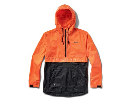 VANS SPACE ANORAK SPACE ORANGE, LARGE-VN0A3W7AXH71-img-1