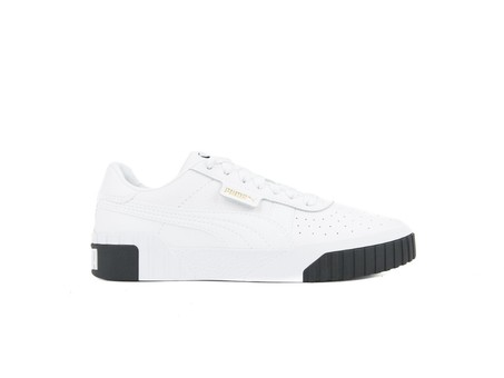 PUMA CALI WOMEN WHITE