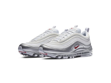NIKE AIR MAX 97 QS WHITE-VARSITY RED-METALLIC SOLD-AT5458-100-img-3