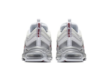 NIKE AIR MAX 97 QS WHITE-VARSITY RED-METALLIC SOLD-AT5458-100-img-5