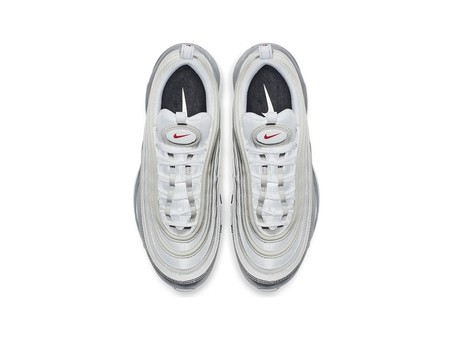 NIKE AIR MAX 97 QS WHITE-VARSITY RED-METALLIC SOLD-AT5458-100-img-4